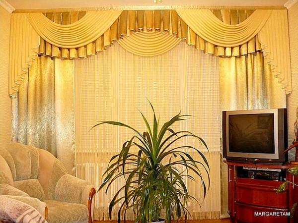 Firany zas ony import turcja szycie na miar - Modele de rideau pour salon ...